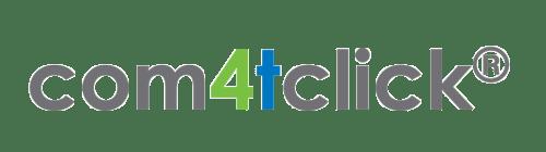Poduszeczki com4tclick® Logo